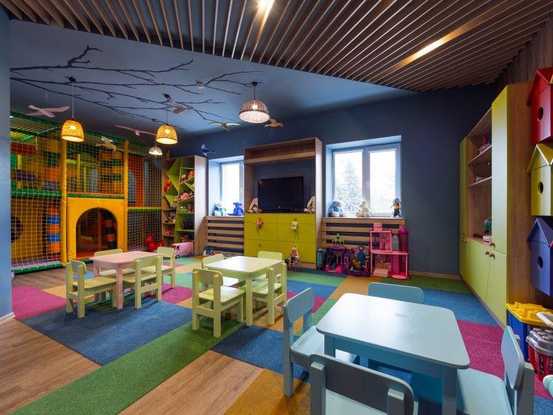 "Kids room ""SKVORECHNIK"""